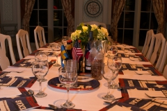 Dinner With the Ambassador