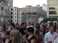 Lots of people showed up for the Swedish SXSW party this year