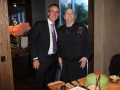Peter Linder and chef Jan Loov