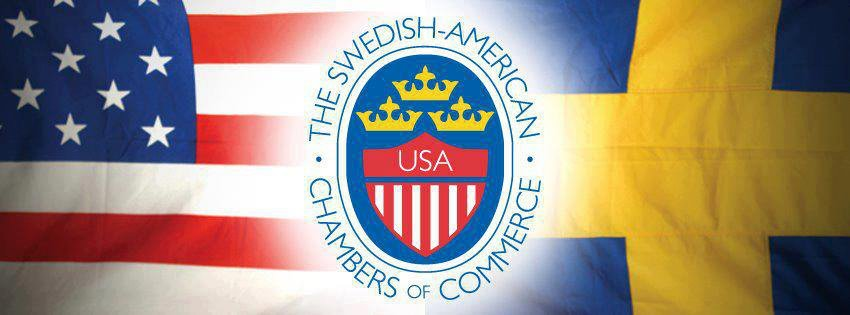 SACC logo with flags