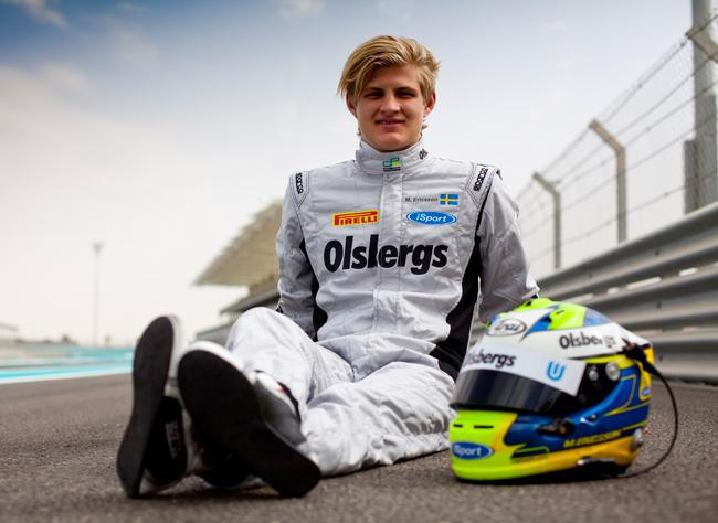 Marcus Ericsson Sweden S New Formula 1 Star Is Coming To