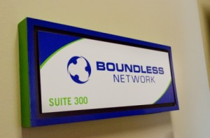 Boundless Sign